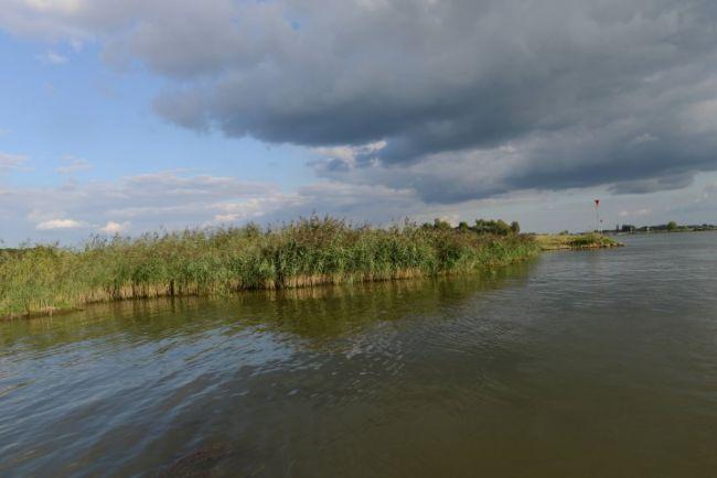 Wat is onze IJssel toch een schitterend water
