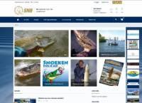 De nieuwe website van de SNB