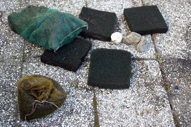 Stenen ter verzwaring zijn erg belangrijk