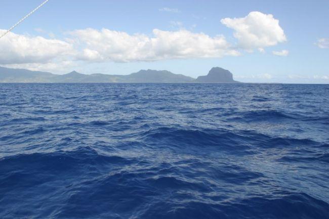 Mauritius; Een prachtig blauwe zee en een fraaie kustlijn