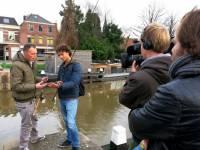 Op pad met de jonge generatie sportvissers in Vis TV Next