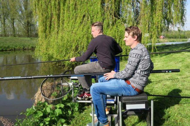 Sjoerd Broekhuijsen over de nieuwste witvistechnieken in Vis TV Next