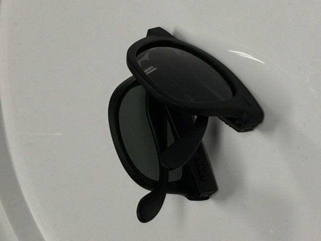 Een handige opvouwbare zonnebril van Nash