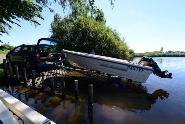 Makkelijker traileren voor elk soort boot