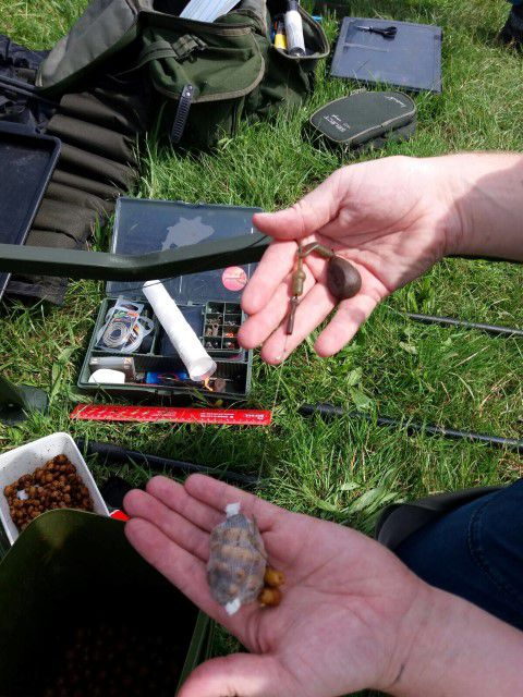 Uitleg materialen en technieken bij het karper vissen