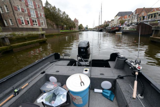 Door de grachten van Zwolle