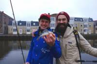 Roofvis in Sneek met Tamme Smit en Jan-Willem Wijers